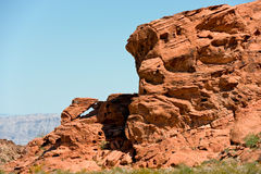 Valley of Fire Rocks Stock Images