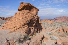 Valley of Fire Royalty Free Stock Images