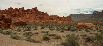 Valley of Fire Series 14 Stock Image