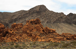 Valley of Fire Series 20 Royalty Free Stock Photography