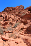 Valley of Fire State Park - Nevada Stock Photo