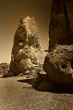 Valley of Fire. The Valley of Fire state park in Nevada Royalty Free Stock Photos