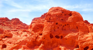 Valley of fire Royalty Free Stock Photography