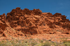 Valley of Fire State Park, Nevada Royalty Free Stock Photo