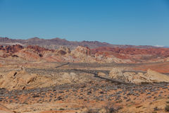 Valley of Fire State Park Nevada Stock Photography