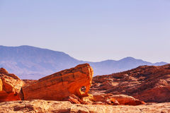 Valley of Fire Royalty Free Stock Photos
