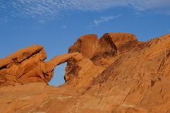 Valley Of Fire State Park. Valley of Fire, NV, USA Royalty Free Stock Image