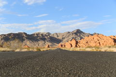 Valley of Fire State Park Stock Image