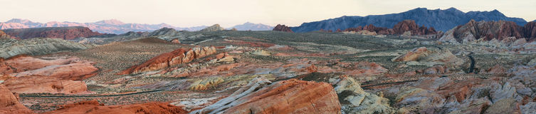 Valley of Fire State Park Stock Photo