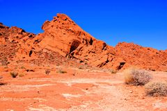 Valley of Fire State Park Stock Images