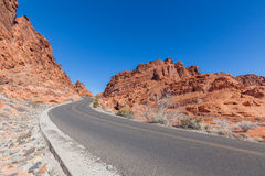 Valley of Fire State Park Stock Photos