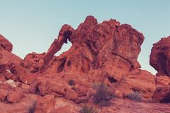 Valley of Fire Stock Images