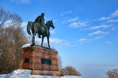 Valley Forge National Park General Anthony Wayne Stock Photo