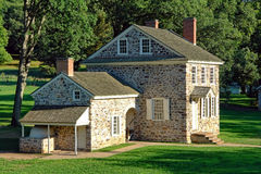 Valley Forge National Park Washington Headquarters Royalty Free Stock Image
