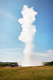Valley of Geysers. Royalty Free Stock Images