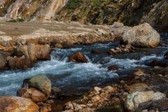 Valley of Geysers. Kamchatka Royalty Free Stock Photo
