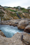 Valley of Geysers. Kamchatka Royalty Free Stock Photos