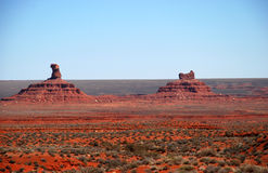 Valley of the Gods Stock Images