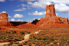 Valley of Gods Stock Photo
