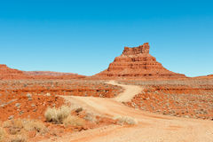 Valley of the Gods Stock Image