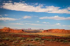 Valley of the Gods stock photos