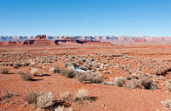 Valley of the Gods landscape Stock Image