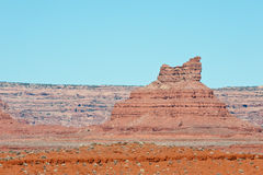 Valley of the Gods landscape Stock Photo