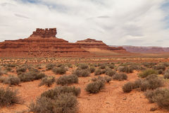 Valley of the Gods Royalty Free Stock Image