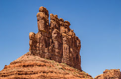 Valley of the Gods Seven Sailors Stock Photo