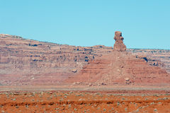Valley of the Gods Utah Royalty Free Stock Image