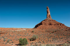 Valley Of The Gods, Utah Royalty Free Stock Photo