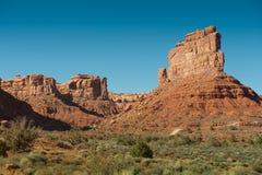 Valley Of The Gods, Utah Royalty Free Stock Photos