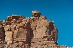 Valley Of The Gods, Utah Stock Image