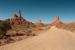 Valley Of The Gods, Utah Stock Photography