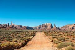 Valley Of The Gods, Utah Royalty Free Stock Photo