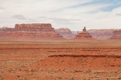 Valley of the Gods Utah Royalty Free Stock Images