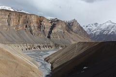 Valley in Himalayas. Himalayas. Spiti Valley, Himachal Pradesh, India Stock Photo