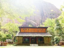 Valley Homestay Royalty Free Stock Image