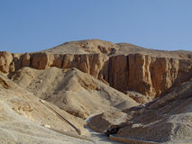 Valley of the kings 04 Stock Photography
