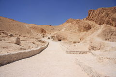 Valley of the kings Stock Images