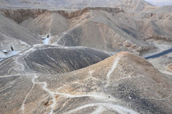 Valley of the Kings Royalty Free Stock Images