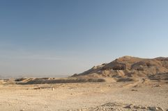 Valley of the Kings, Egypt Royalty Free Stock Images