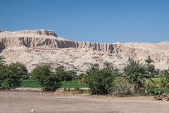 Valley of the Kings near Luxor Stock Photos
