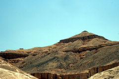 Valley of the Kings scenic Royalty Free Stock Photography