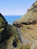 Valley on La Palma Royalty Free Stock Photo