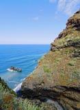 Valley on La Palma Royalty Free Stock Photos