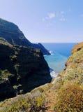Valley on La Palma Stock Photos