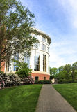 Valley Library at Oregon State University, rotunda exterior Stock Image