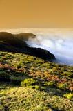 Valley, Lomba de Risco,  Plateau of Parque natural Stock Photo