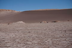 Valley of the Moon, Atacama, Chile Royalty Free Stock Photos